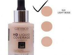 Тональный крем CATRICE HD liquid coverage foundation